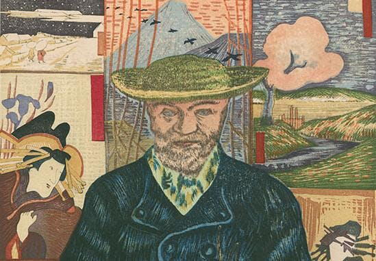 Rondleiding: Vincent in Japan: Admired, Worsh