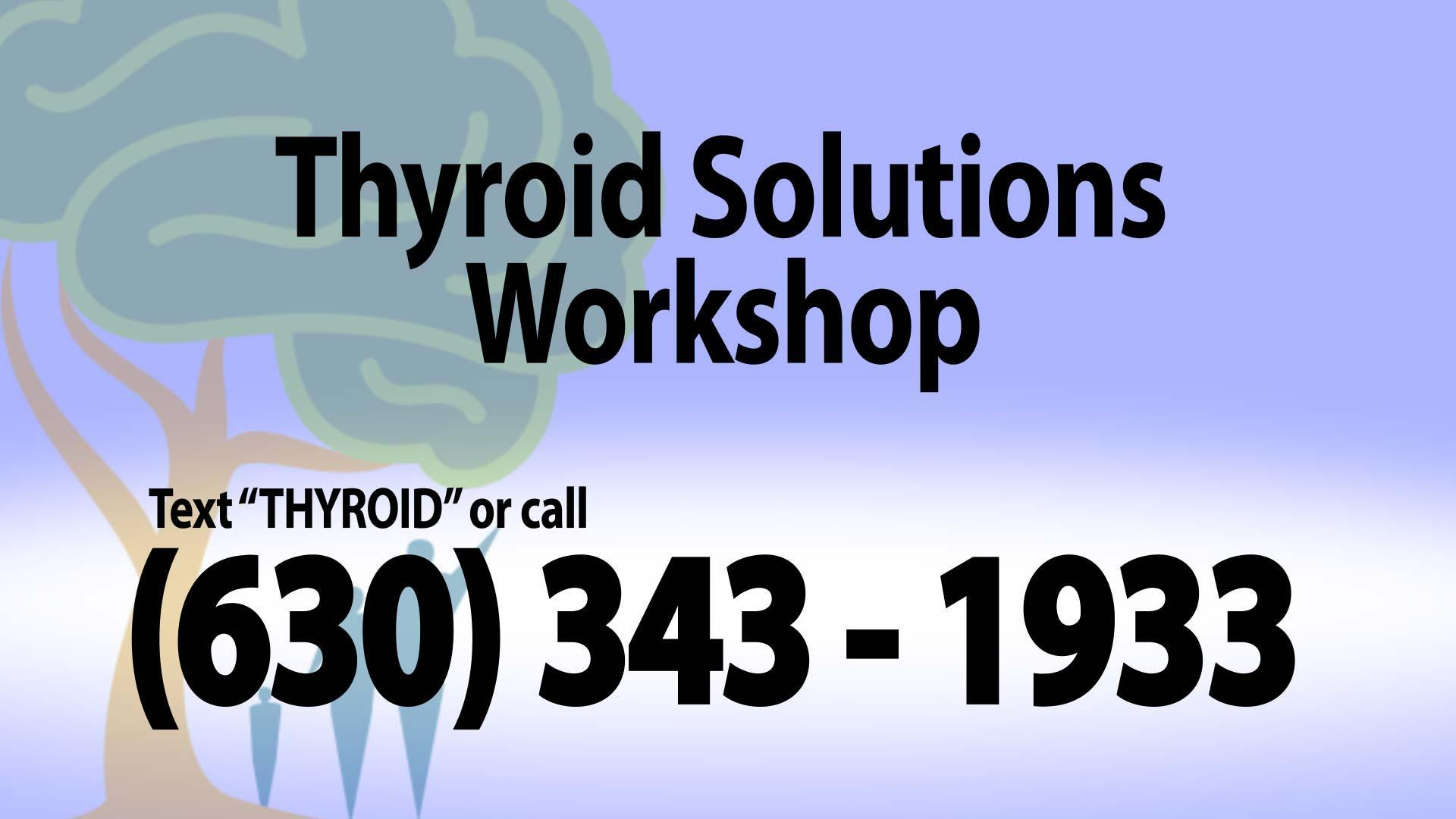 How to Overcome Thyroid Dysfunction Without A