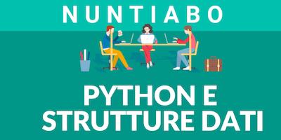 Presentazione corso 'Python e Strutture Dati'