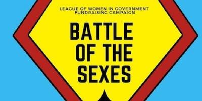 2018 League Battle of the Sexes Fundraising Campaign - Simon, Lee & Jim's Team Page
