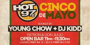 Hot 97's Cinco De Mayo Celebration