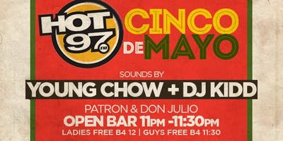 event in New York City: Hot 97's Cinco De Mayo Celebration