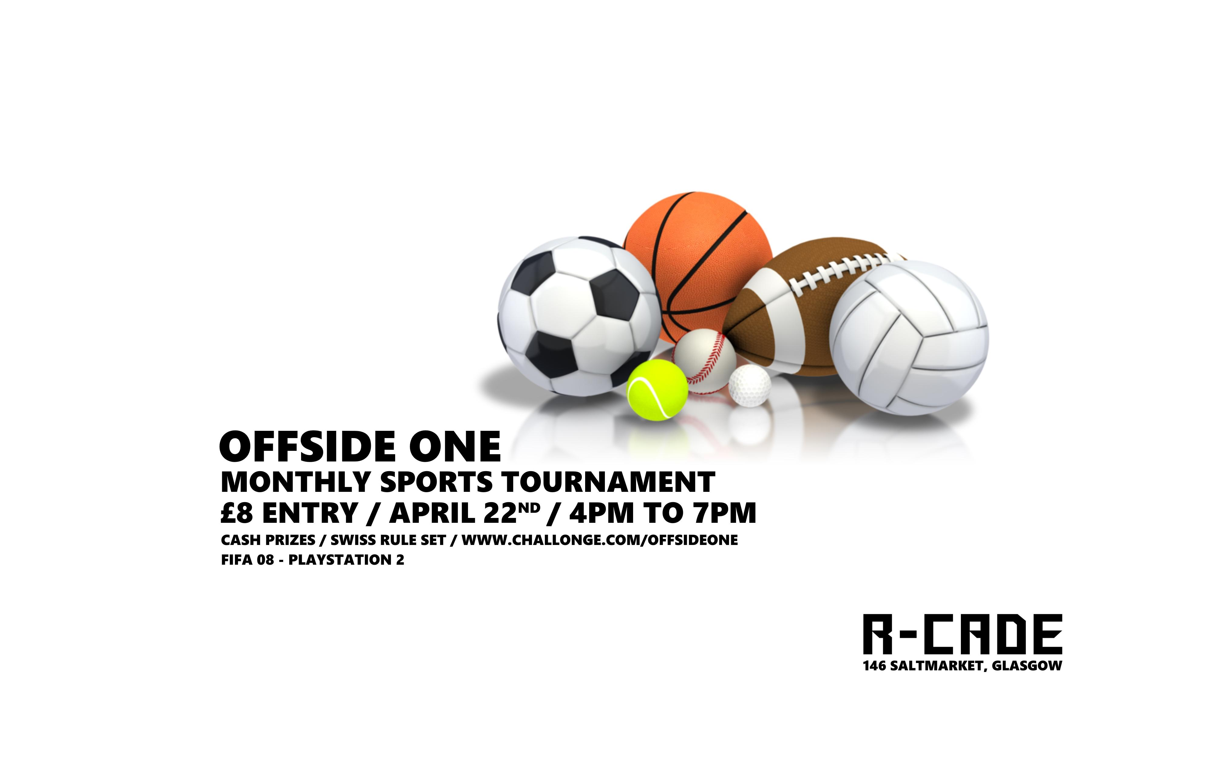 Offside One - FIFA 08 Tournament