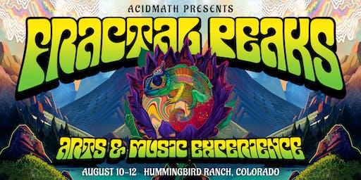 Fractal Peaks Arts & Music Experience