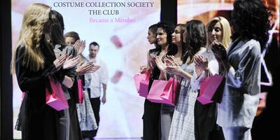 COSTUME COLLECTION SOCIETY MEMBERSHIP | THE FASHION WEEK CLUB | VIP ASSOCIATE LEVELS