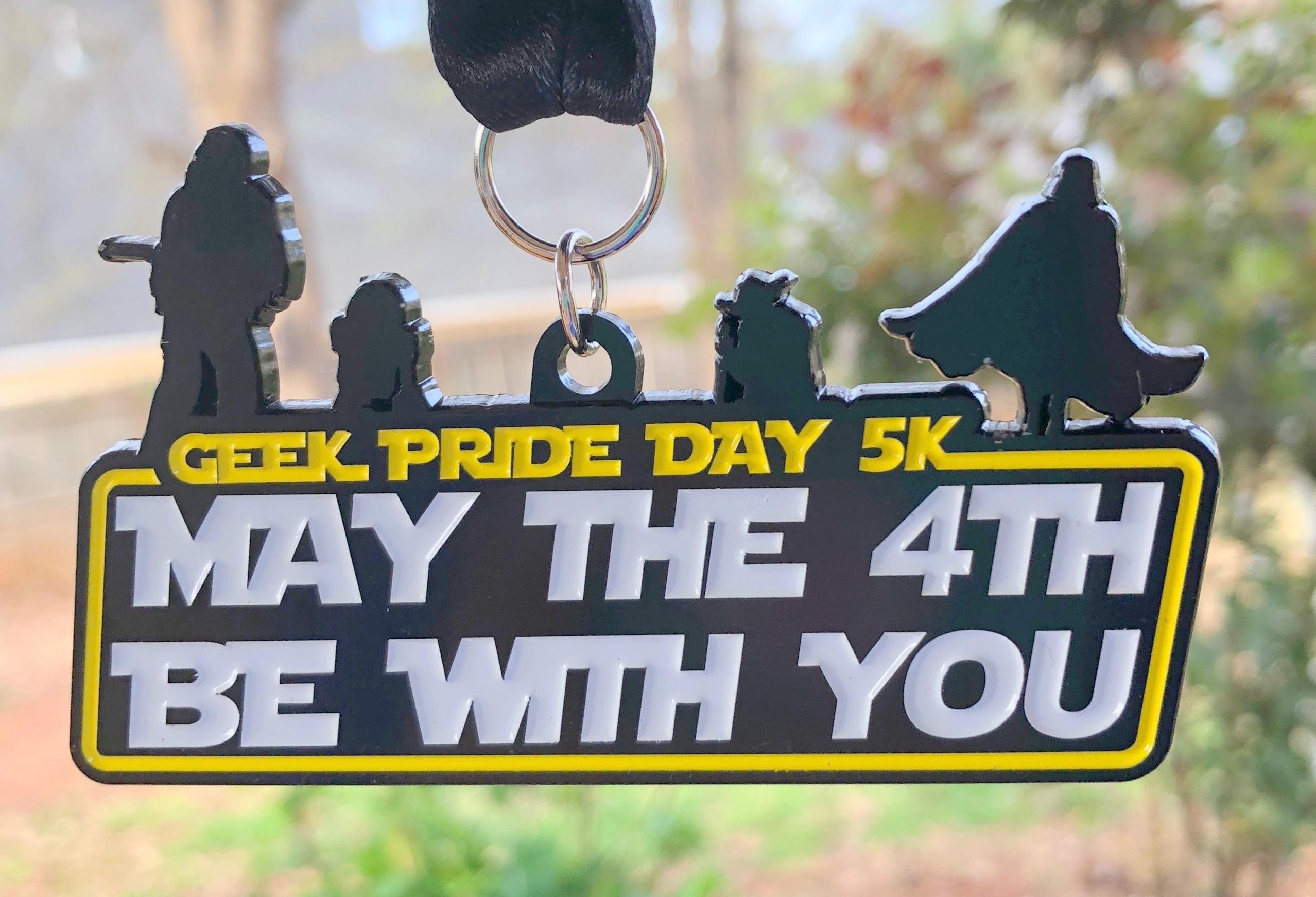 2018 Geek Day 5K -Thousand Oaks
