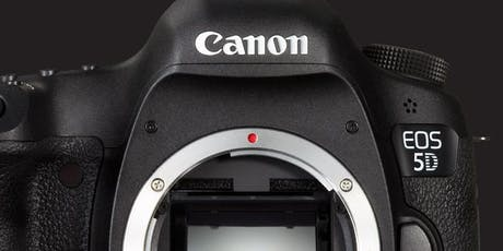 Understanding Your Canon DSLR tickets