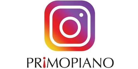 Corso Instagram per il business biglietti
