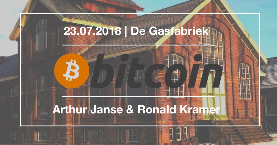 Blockchain Lezing: Bitcoin