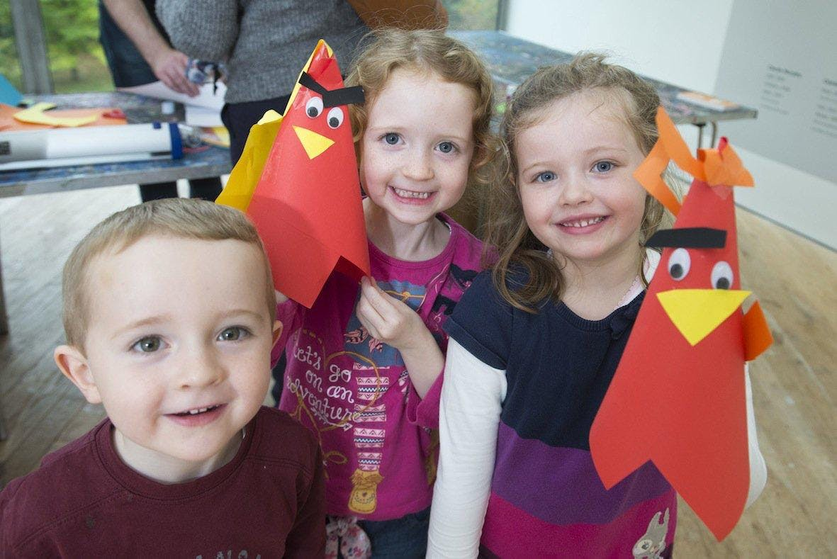 Summer Art Club - Adventures in Art and Nature (5-8yrs)
