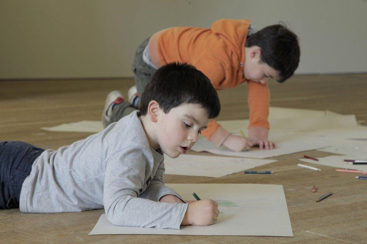 Summer Art Club - Experiments in Art and Science (9 - 12yrs)