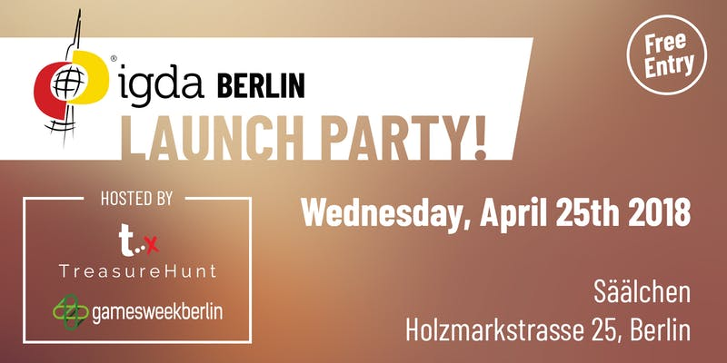 igda Berlni Launch Party