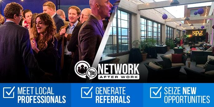 Network After Work St. Louis at St.Louis City