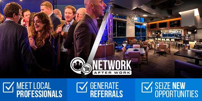 Network After Work Fort Worth at Kona Grill a