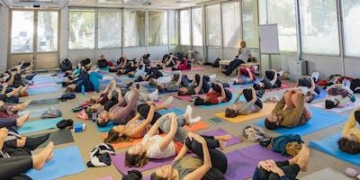 Matrícula - Curso de Capacitação em Yoga (turma ago)