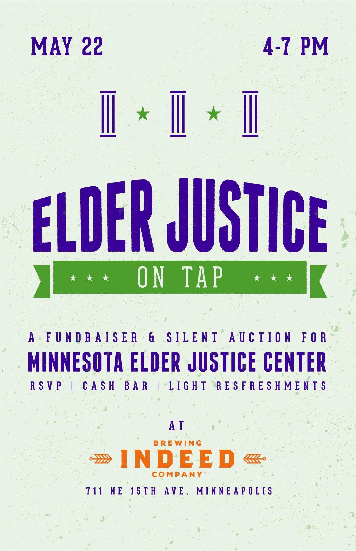 Minnesota Elder Justice Center Fundraiser at