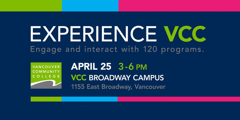 Experience VCC Open House