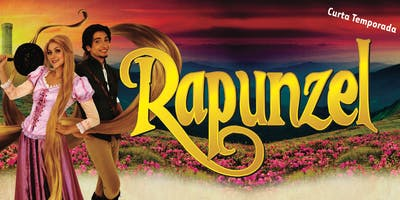 Desconto! Espetáculo infantil Rapunzel no Teatro das Artes