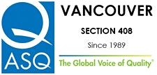 ASQ Vancouver (Section 408) logo