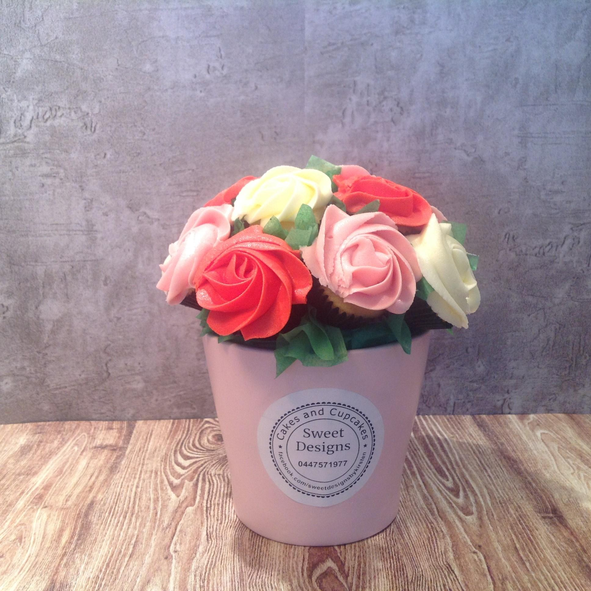 Cupcake Bouquet Workshop 12 May 2018
