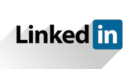 Webinar Linkedin (uso strategico del profilo personale) biglietti