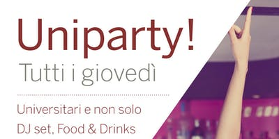 HAPPY HOURS UNIPARTY