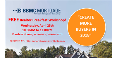 More Breakfast More Buyers Workshop - 04-25-18