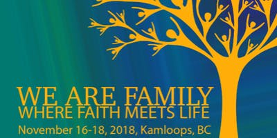 We Are Family: Where Faith Meets Life Conference WCCRE 50th Anniversary