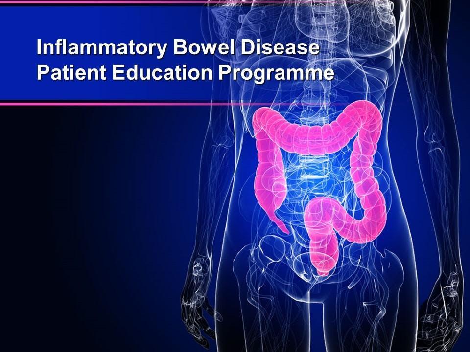 IBD NORTH WEST PATIENT EDUCATION PROGRAMME 20