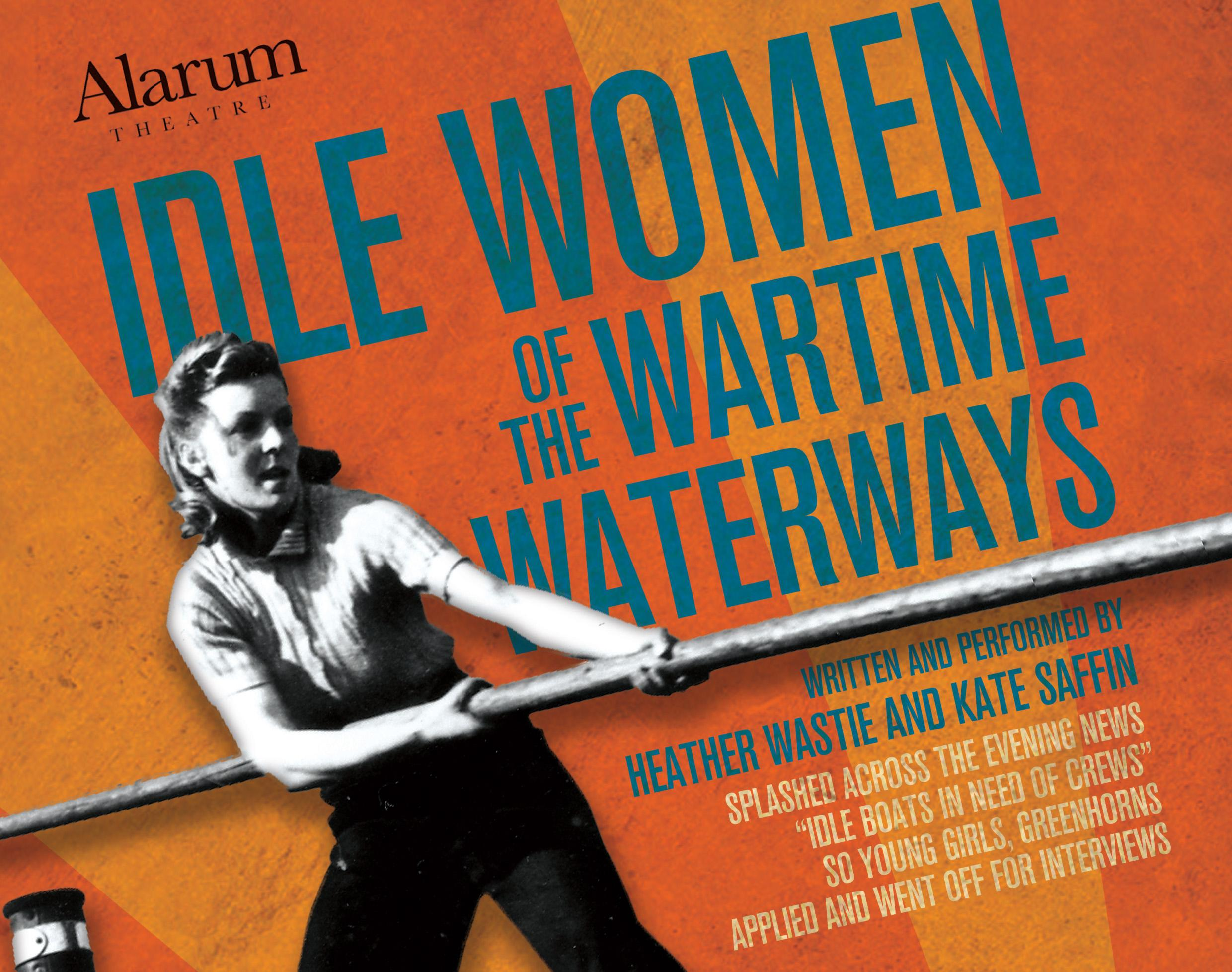 Idle Women of the Wartime Waterways: Eldonian