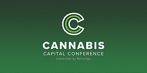Cannabis Capital Conference 2018