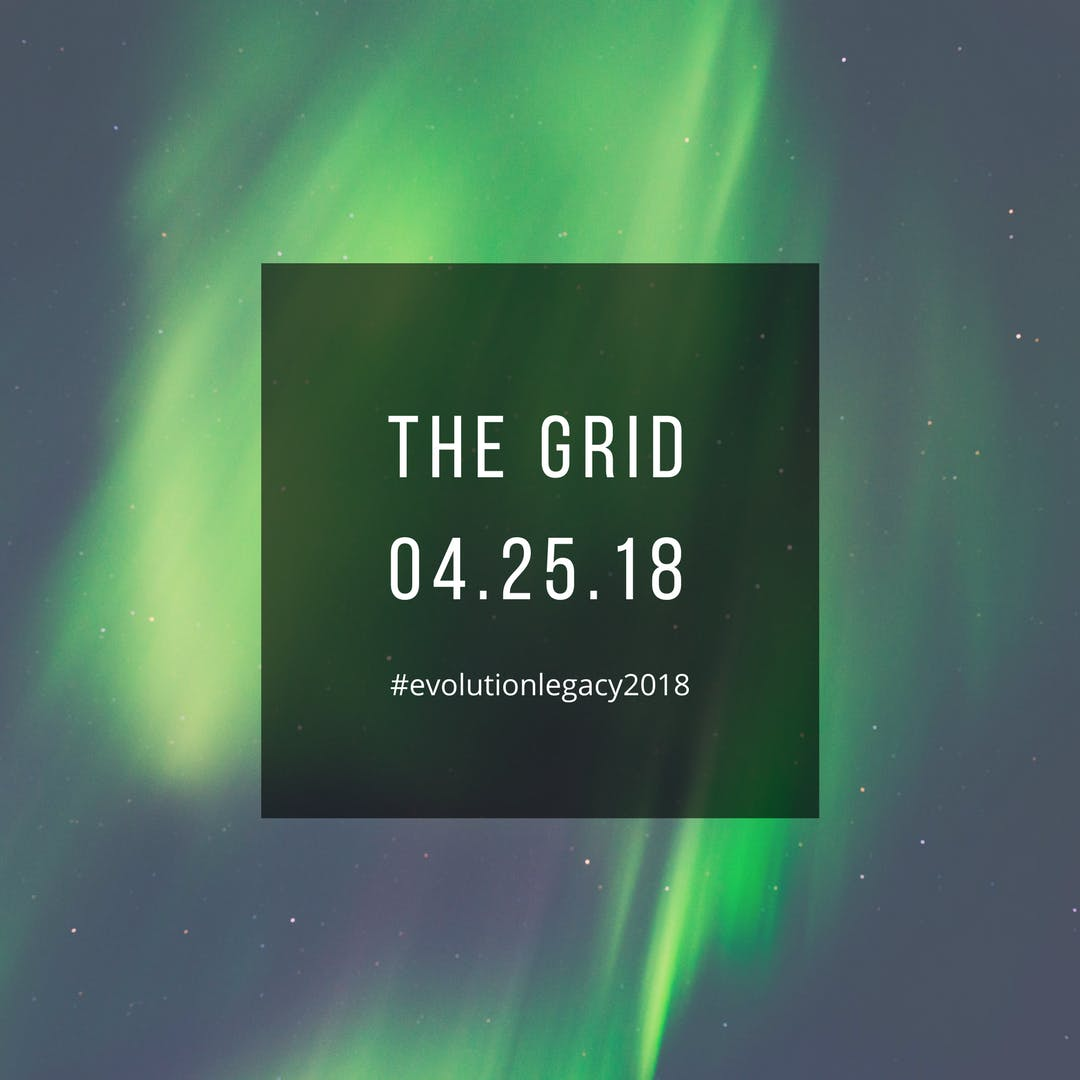 The Grid Legacy Event