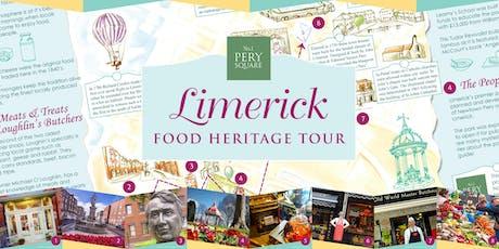 Limerick Food Tour tickets