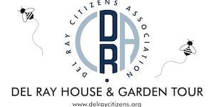 2018 Del Ray House & Garden Tour