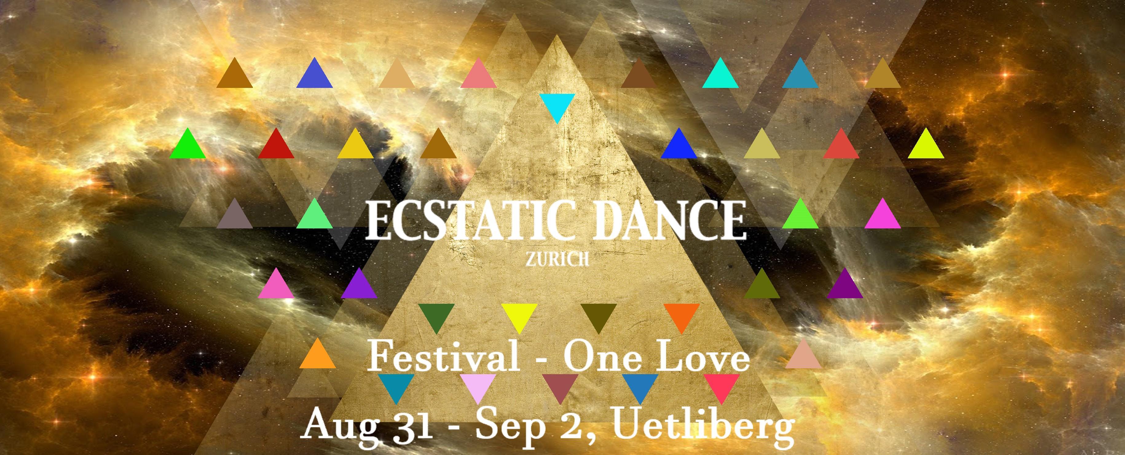 Ecstatic Dance Zürich Festival - One Love