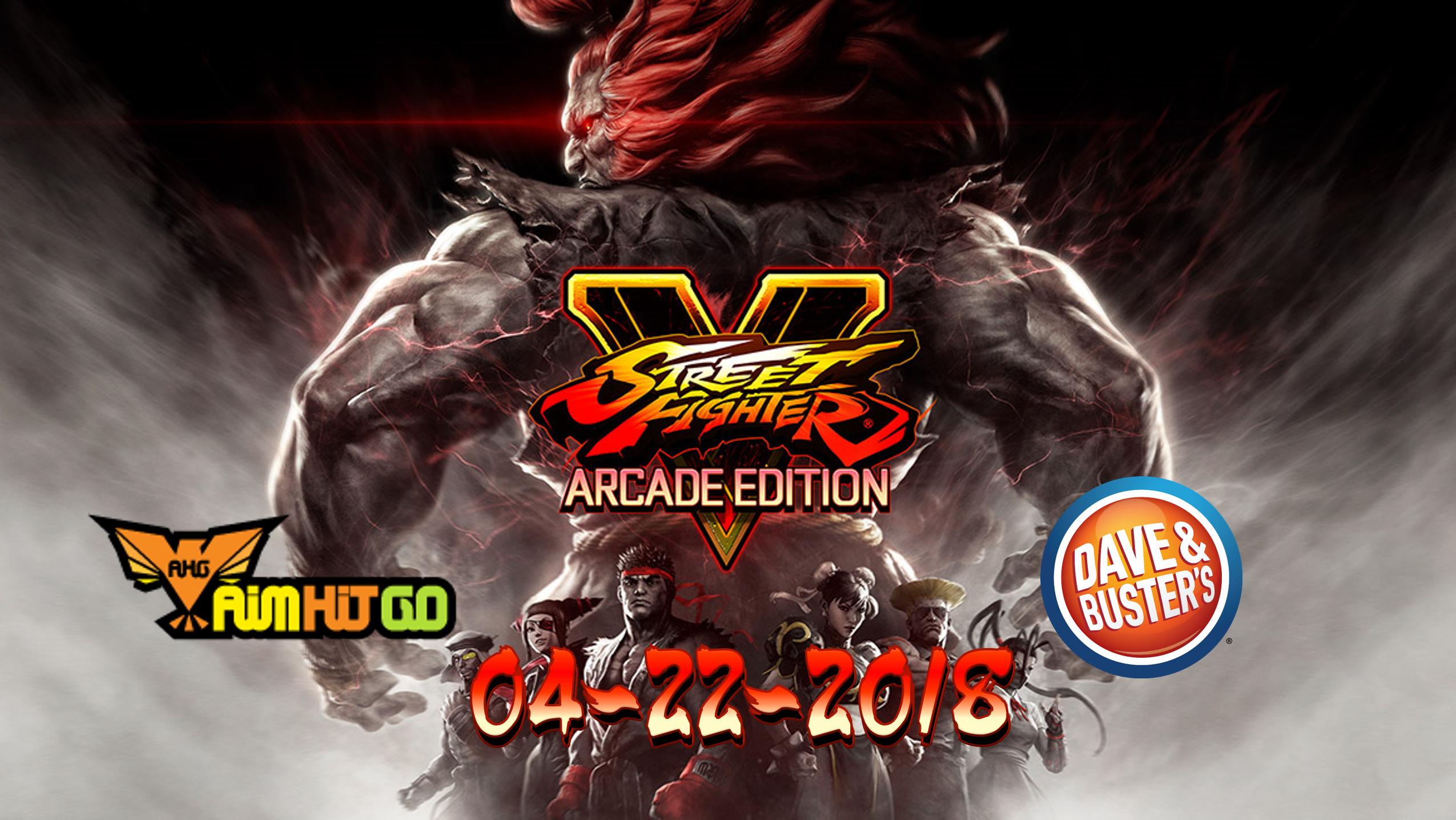 Street Fighter V: Arcade Edition Tournament