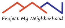 Project My Neighborhood logo