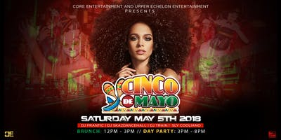 event in New York City: CINCO DE MAYO: BRUNCH/DAY PARTY
