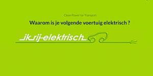 Roadshow elektrisch rijden Leuven