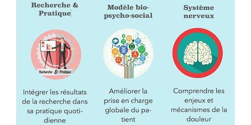 Ostéopathie, neurosciences et douleur - Lyon 2019
