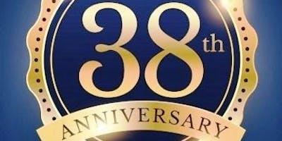 38 ANIVERSARIO STUDIO 54 BARCELONA