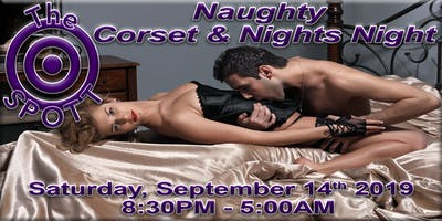 Naughty Corset and Heels Night at The SPOTT