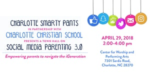 Smarty Town Hall on Social Media Parenting 3.0