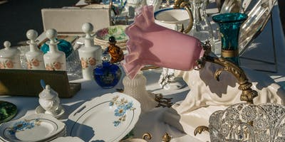 Charlottetown join us for our annual Antiques Hunting in Paris 2019