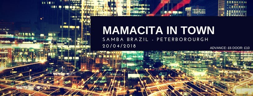 MAMACITA IN TOWN PETERBOROUGH - LATIN OFFICIA