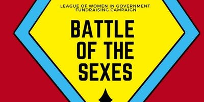2018 League Battle of the Sexes Fundraising Campaign - Peggy, Bonnie & Pat's Team Page