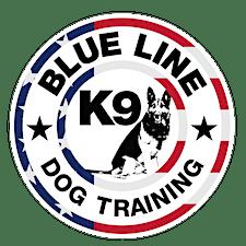 Blue Line K9 Dog Training logo
