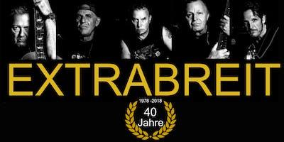 40 Jahre EXTRABREIT Jubiläumskonzert in Hometown Hagen