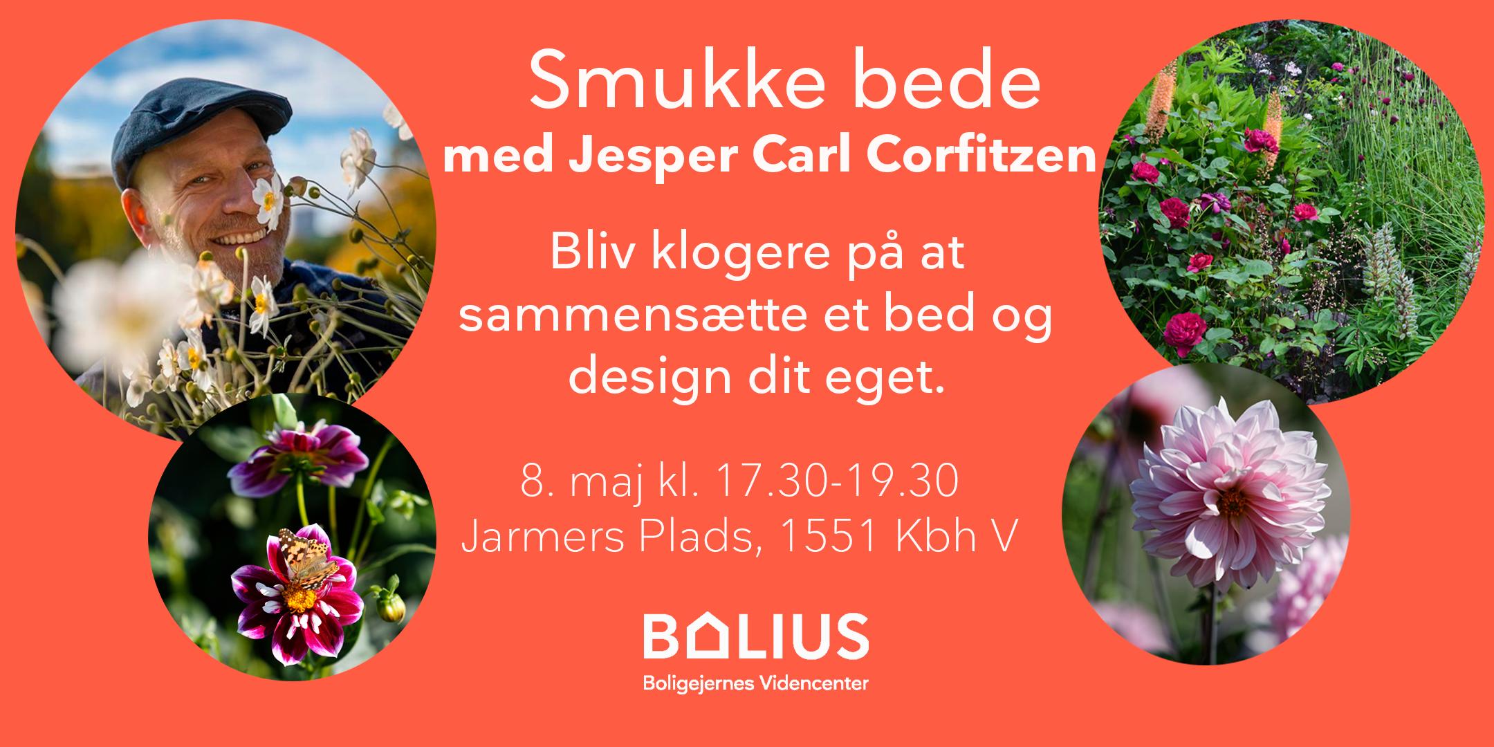 Smukke bede med Bolius' haveekspert Jesper Ca