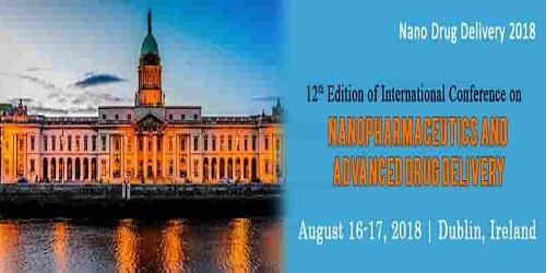 12th Edition of International Conference on Nanopharmaceutics and Advanced Drug Delivery